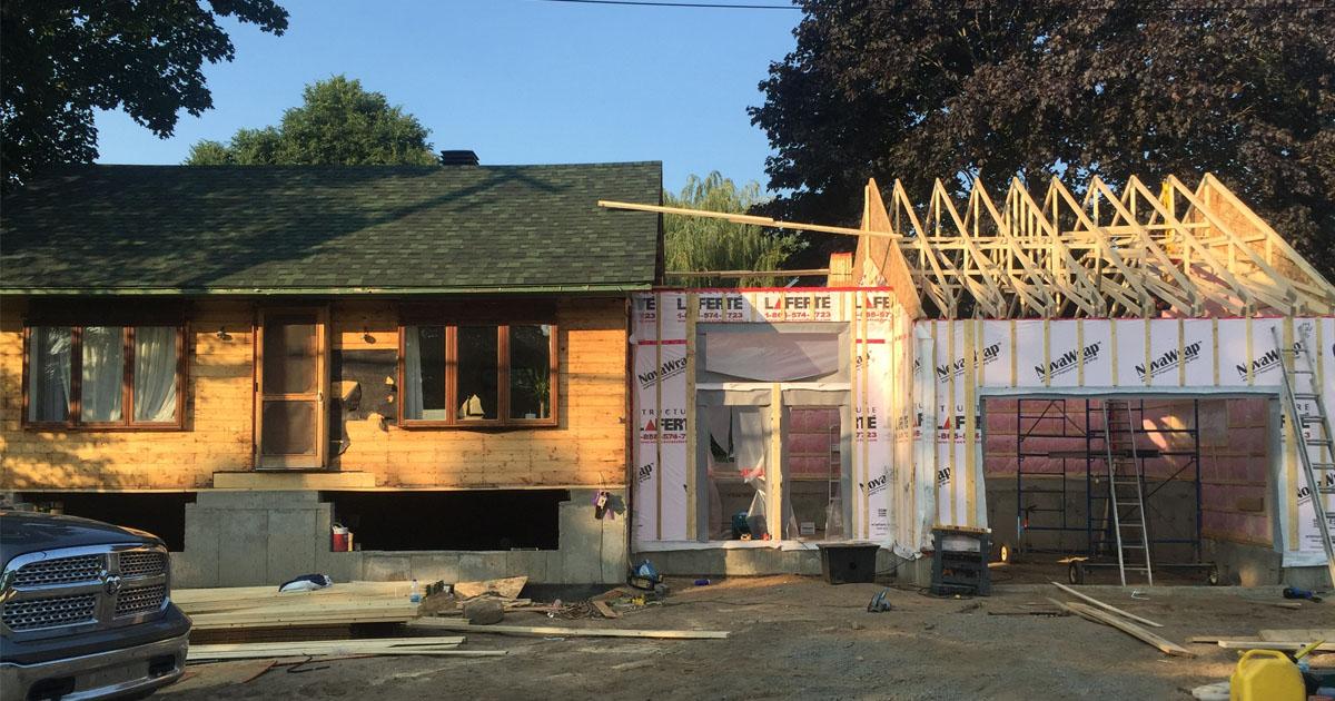 flip immobilier, maison construction, nouvelle maison, maison moderne,